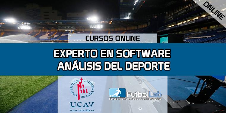 غطاء الدورةخبير في برامج التحليل الرياضي (UCAV)