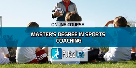 Course CoverMaster in Sports Coaching