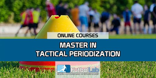 Course CoverMaster in Tactical Periodization