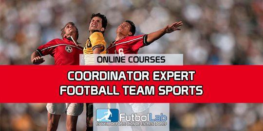 Course CoverSoccer Team Sports Coordinator Expert