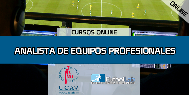 Course CoverProfessional Team Analyst (Catholic University of Ávila)