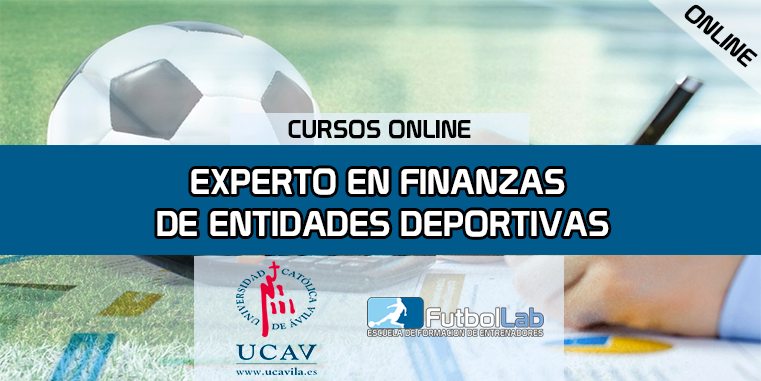 Course CoverExpert in Finance of Sports Entities (UCAV)