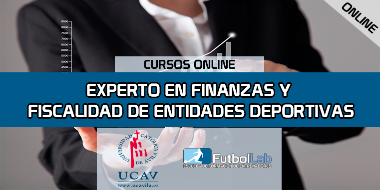 Course CoverExpert in Finance and Taxation of Sports Entities (UCAV)