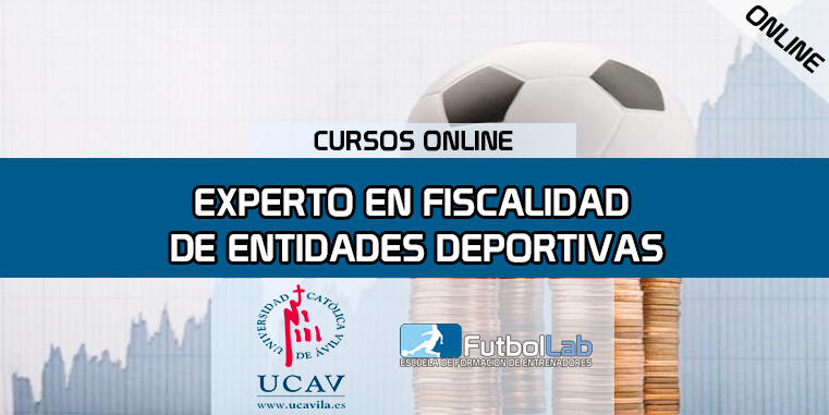 Course CoverExpert in Taxation of Sports Entities (UCAV)