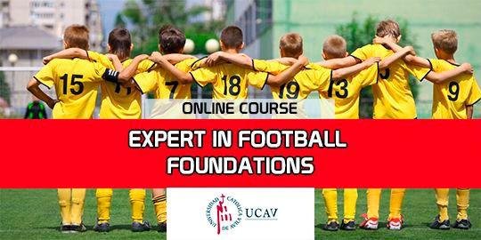 Course CoverFoundations of Soccer Expert (Catholic University of Ávila)