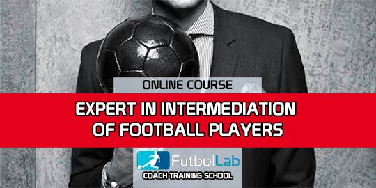 Course CoverSoccer Player Intermediation Expert