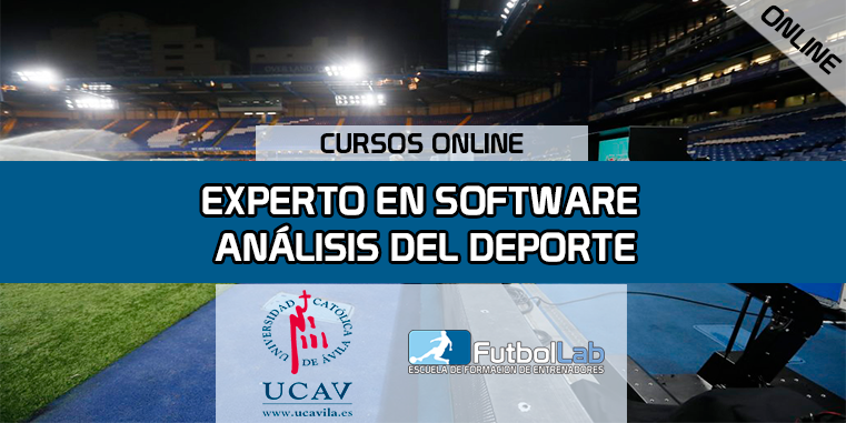 Course CoverExpert in Sports Analysis Software (UCAV)