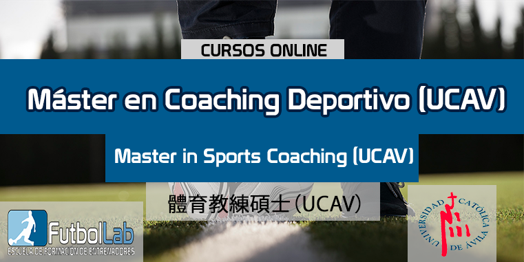 Course CoverMaster in Sports Coaching (Catholic University of Ávila)