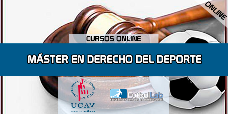 Course CoverMaster in Sports Law (UCAV)