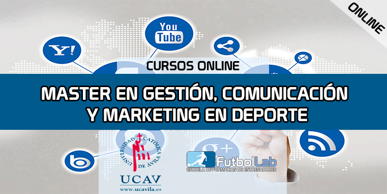 Course CoverMaster in Management, Communication and Marketing in Sport (UCAV)