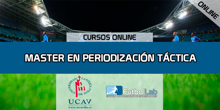 Course CoverMaster in Tactical Periodization (UCAV)