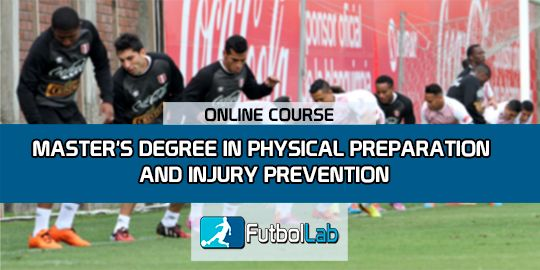 Course CoverMaster in Physical Preparation and Injury Prevention