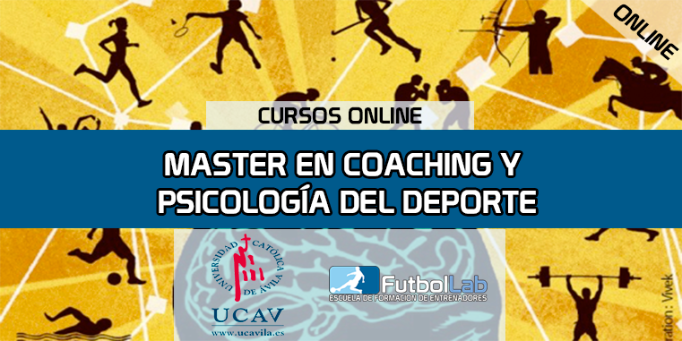 Course CoverMaster in Coaching and Sports Psychology (UCAV)