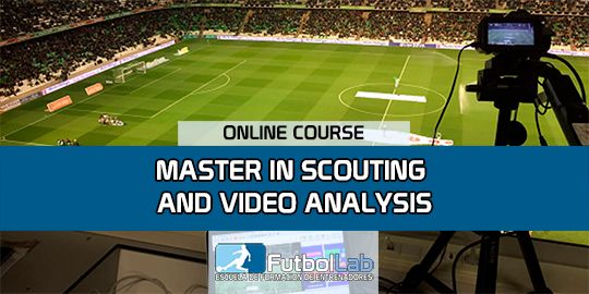 Course CoverMaster in Scouting and Video Analysis