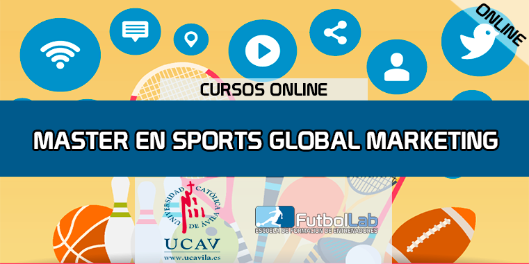 Course CoverMaster in Sports Global Marketing (UCAV)