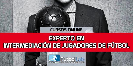 Portada del curso Experto en Intermediación de Jugadores de Fútbol