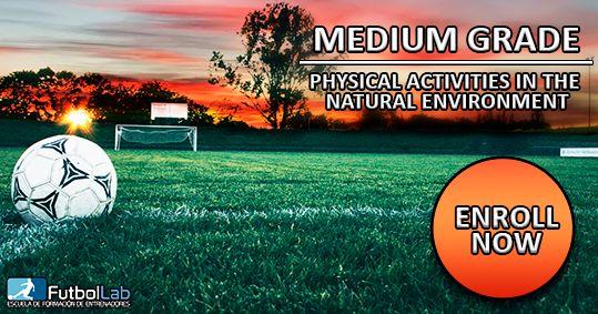 Copertura del corsoDiploma ufficiale di secondo livello delle attività fisico-sportive in ambiente naturale