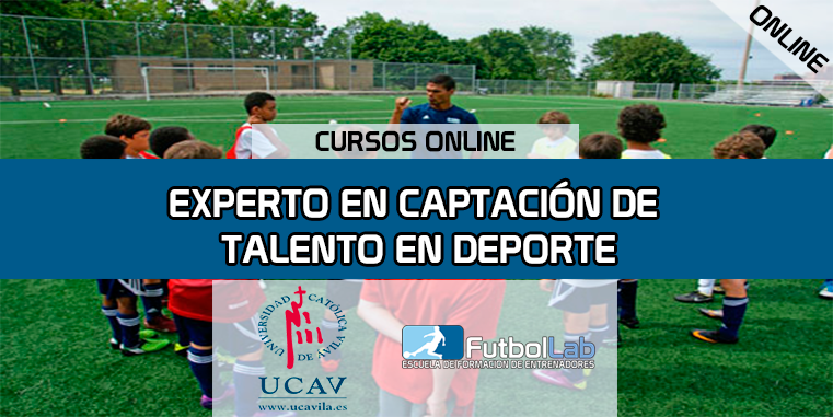 Copertura del corsoEsperto in Talent Recruitment in Sport (UCAV)