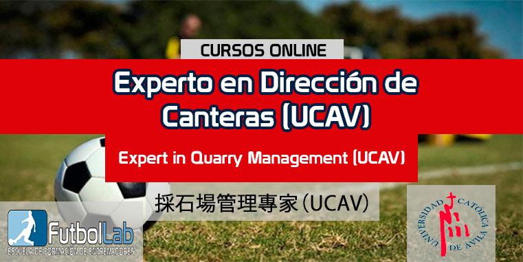 Capa do CursoEspecialista em gerenciamento de pedreiras (UCAV)