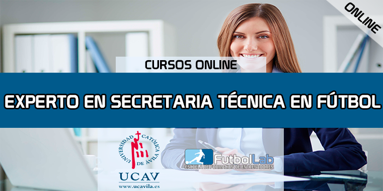 Capa do CursoEspecialista em Secretaria Técnica de Futebol (UCAV)