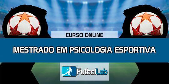 Capa do CursoMestre em Psicologia Esportiva Online