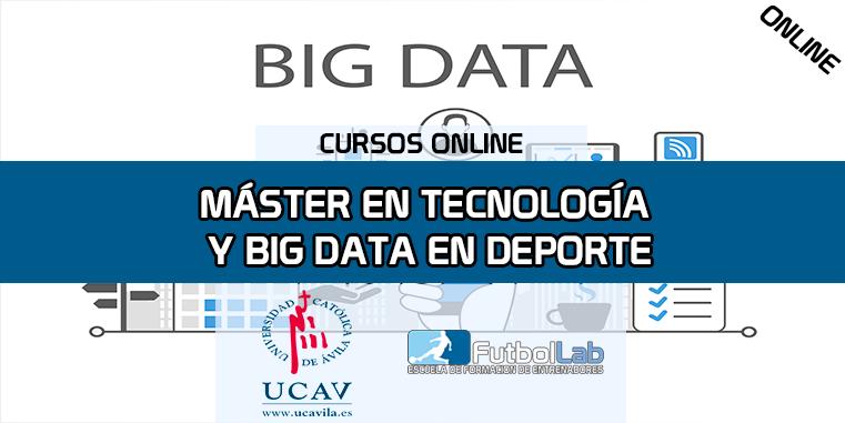Обложка курсаМастер в области технологий и больших данных в спорте (UCAV)